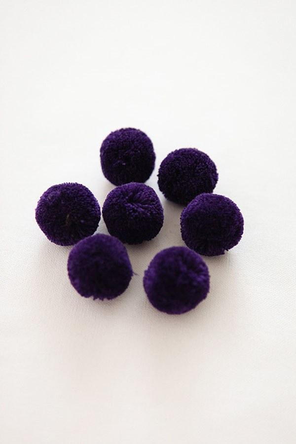 # 990256 <br> [Limited] <br> 7EA) Foam form _ Heat hit 3cm Purple