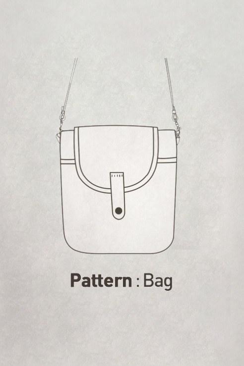 Bag Pattern CTV-108