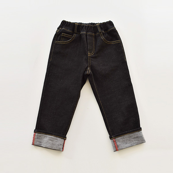Denim pants pattern TH-104(Child)