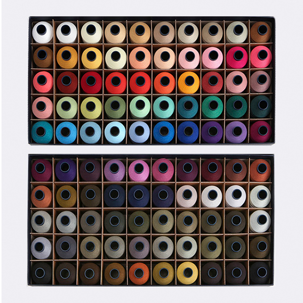Coco Core Thread, 1set(100colors)