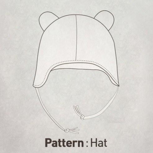 hat Pattern CTV-106