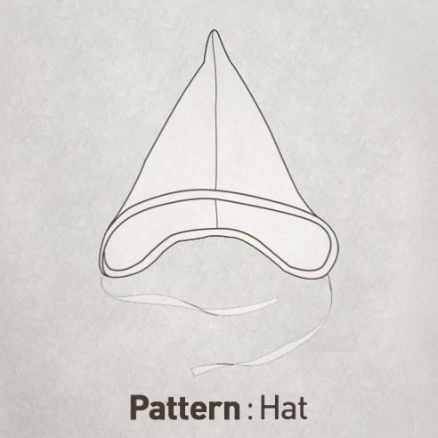 Hat Pattern CTV-107