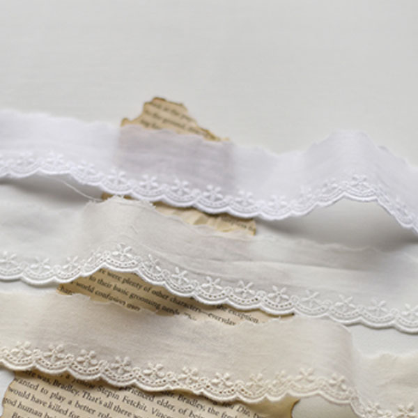1 peel) cotton lace _ three kinds of minstars