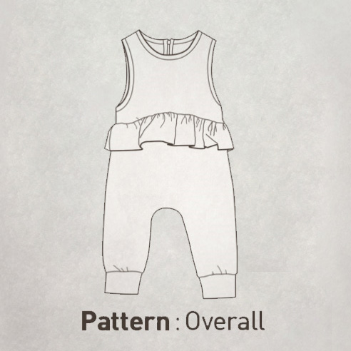 Overall pattern CTV-091(Child)