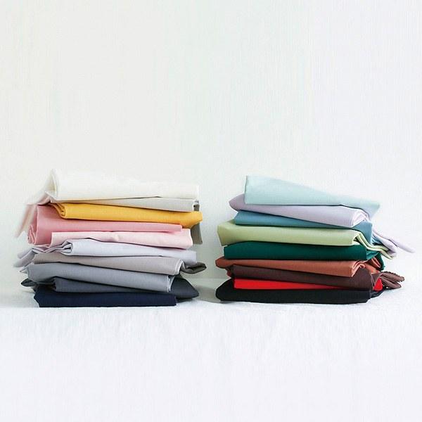 "Cotton sheeting-Organic Soul, 20colors(44"")"