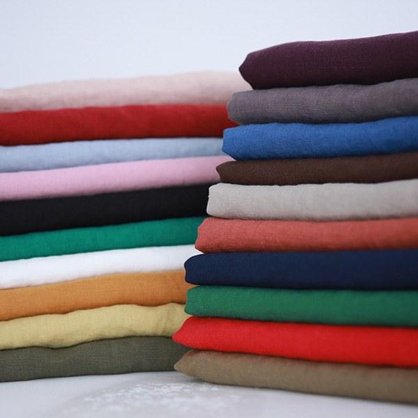 """Linen-Elis, 20colors(52"""")"""