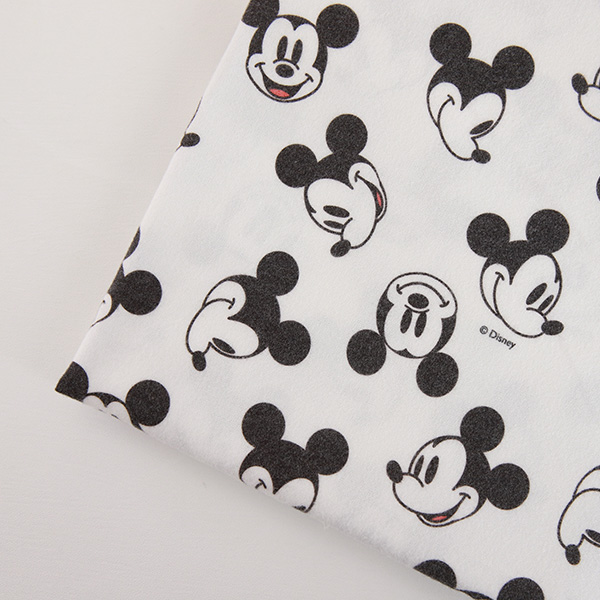 "Brushed Cotton-Disney-Oh Mickey(42"")"