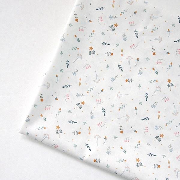 "Cotton sheeting-Bonbon Mini Garden(44"")"